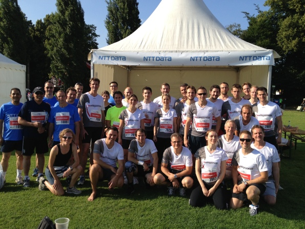 HRS BusinessRun Cologne 2013