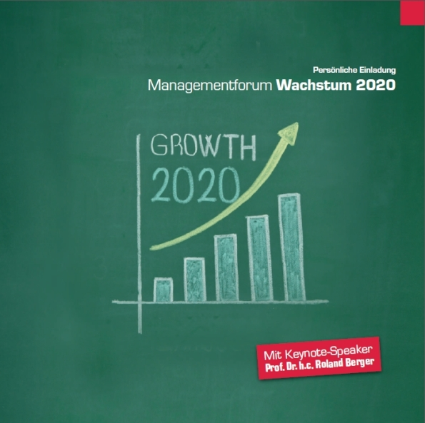 Managementforum Wachstum 2020