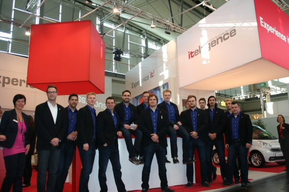 TBV am Cebit-Stand